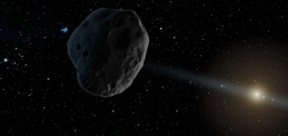 2016 WF9 está em rota de aproximação com Júpiter (NASA / JPL-Caltech)
