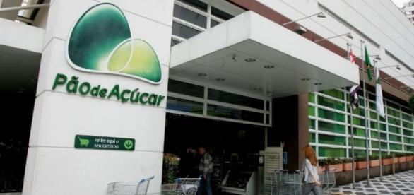 Grupo Pão de Açúcar é atualmente a maior rede varejista do país. Foto: divulgação