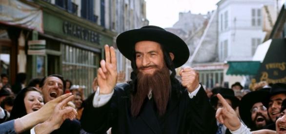 Les Aventures de Rabbi Jacob avec Louis de Funès...A revoir sans modération - telestar.fr