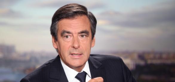 M.François Fillon candidat LR aux élections présidentielles françaises de 2017