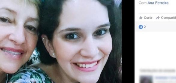 Mãe e filha que também foram assassinadas na chacina de Campinas (Foto: Reprodução / Facebook)