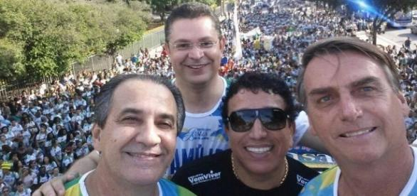 Marcha dos políticos supostamente para Jesus no Rio de Janeiro: o ... - wordpress.com