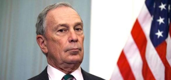 Michael Bloomberg, prefeito Nova Iorque, de 2002 a 2013
