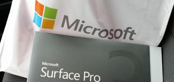 Microsoft Surface Pro/ Photo by robertstinnett via Flickr