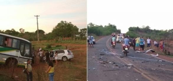 Prefeito eleito de Santana do Piauí morre em grave acidente