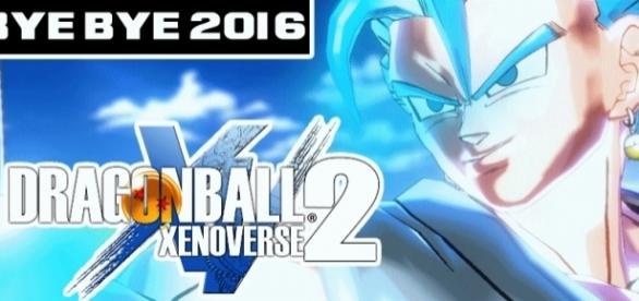 Vegetto, Xenoverse 2 et Dragon Ball Super, la sainte trinité de 2016 ! Juste avant Gohan :p
