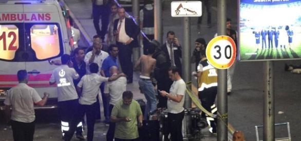 Wieder ein Anschlag in Konstantinopel? (Fotoverantw./URG Suisse: Blasting.News Archiv/Symbolbild)