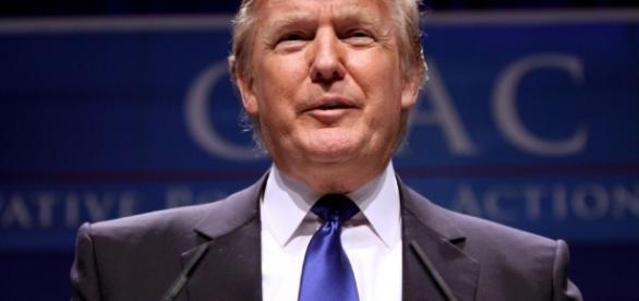 Donald Trump nuovo Presidente degli Stati Uniti d'America.