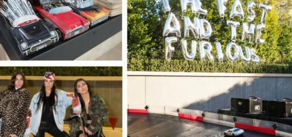 Festa de aniversário temático para os filhos de Kourtney Kardashian