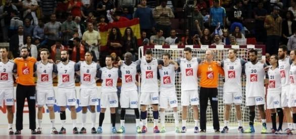 L'équipe de France débutent son Mondial Mercredi à Paris face au Brésil.