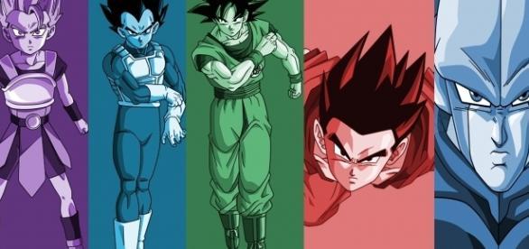 Los guerreros que podrían llegar a las finales del torneo.