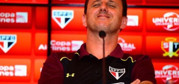 Rogério Ceni é o treinador da equipe nesta temporada