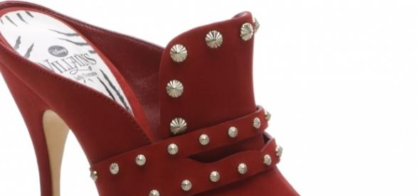 Sapato da coleção Schutz Disney Villains