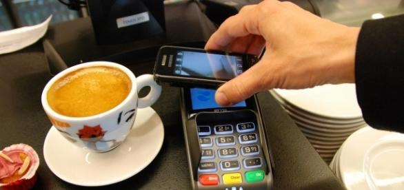 The Starbucks app has proved popular for mobile payments. (Photo via Wikimedia)