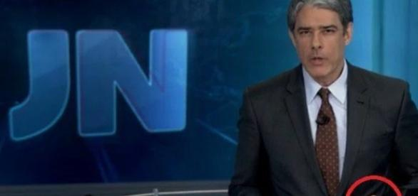 William Bonner volta ao Jornal Nacional sem aliança - Google