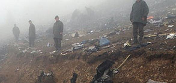 Yak-42 30 víctimas no pudieron ser reconocidas
