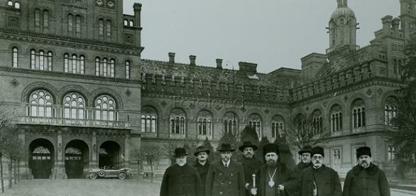 Cernăuți, capitala românismului în Bucovina
