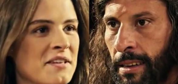 Com ódio de Calebe, Laís vai atentar contra a vida da esposa do guerreiro
