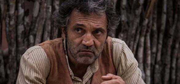 Domingos Montagner morreu afogado no intervalo das gravações