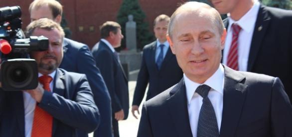 Free illustration: Vladimir Putin, As A Cosmonaut - Free Image on ... - pixabay.com