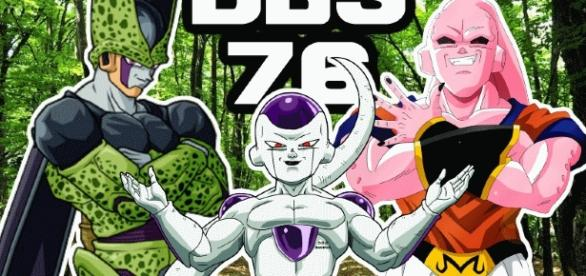 Freezer, Cell et Buu dans Dragon Ball Super ?!