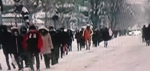 În București se circulă Pe Jos Pe stradă