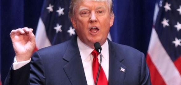 Trump prima conferenza stampa da presidente Usa