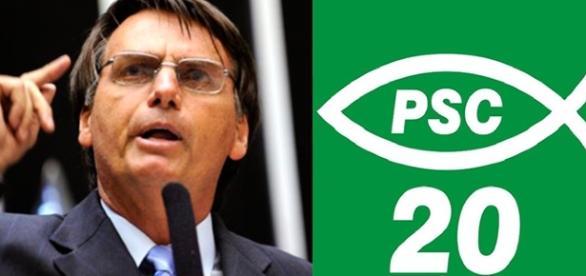 A relação entre Bolsonaro e o PSC vem se desgastando desde as eleições