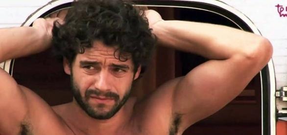 Ator da rede Record tem supostos nudes vazados. (foto: Reprodução Instagram)