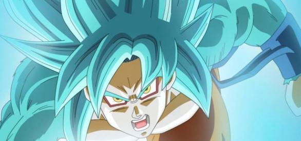 ¿Como podría lucir la nueva transformación de Goku?