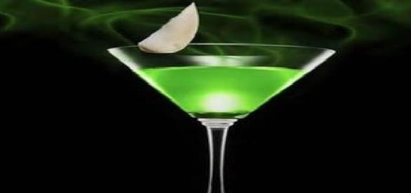 Coppetta cocktail Apple Martini