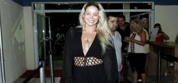 Danielle Winits é acusada de estelionato