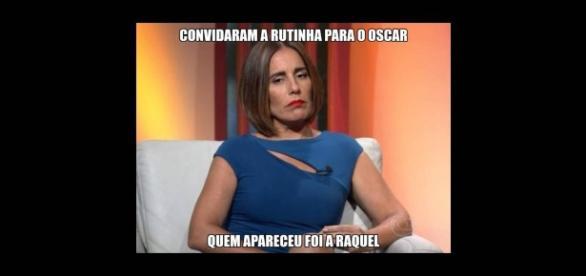 Glória Pires foi bastante criticada devido à postura como comentarista no Oscar 2016