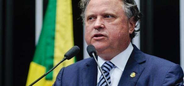 Ministro da Agricultura Blairo Maggi (PP).