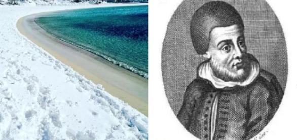 """Previsão apocalíptica do """"Nostradamus italiano"""" associa fim do mundo a neve em cidade italiana (Imagens: Google)"""