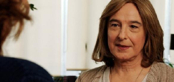 Quima (Manel Barceló), profesora transexual que apareció en un capítulo de 'Merlí' y causó impacto. Un personaje femenino que antes era masculino.