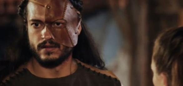 Tobias se alia a Samara em suas armações para prejudicar os hebreus