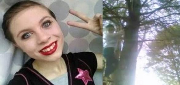 Adolescente transmite ao vivo confissão de abuso sexual e suicido.