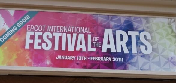 Broadway caliber performances are part of the Epcot International Festival of the Arts. (Photo taken by Barb Nefer)