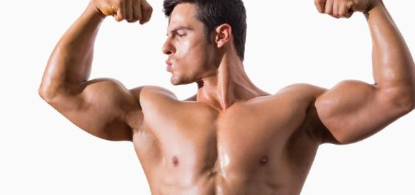Flexing your muscles or flexing your diet?