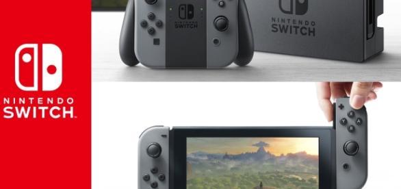 La nueva Nintendo Switch, un híbrido entre portátil y sobremesa