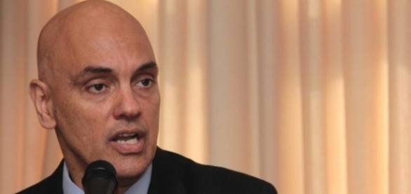 Ministro da Justiça, Alexandre Moraes