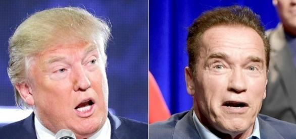 Schwarzenegger Responds to Trump's Ratings Diss - Us Weekly - usmagazine.com