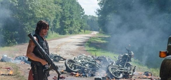 The Walking Dead : Daryl est prêt à combattre Negan