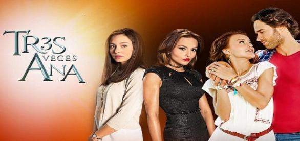 Tres Veces Ana, novela da Televisa