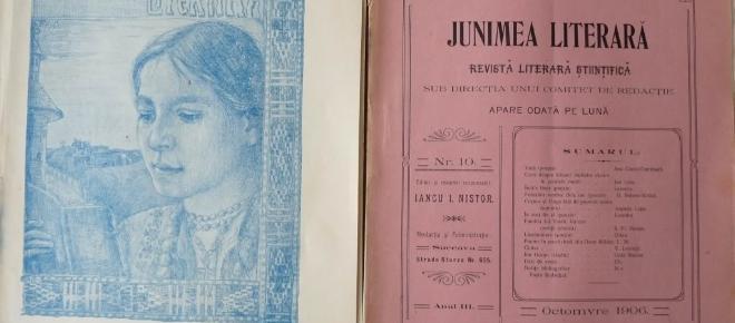 """Apariția și evoluția revistei """"Junimea Literară"""","""