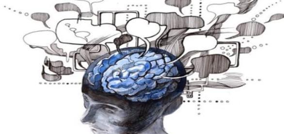 No futuro, bastará pensarmos em algo para que a mensagem seja transmitida às outras pessoas (Ilustração/Banco de Imagens Google)