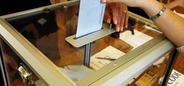 Vote - caster son vote - éléction CC BY