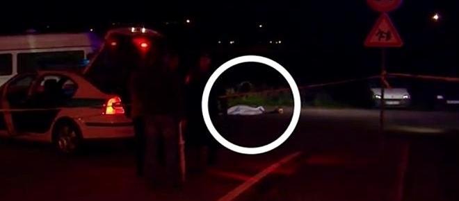 Homem abate mulher a tiro e tenta matar-se cortando o pescoço com um machado
