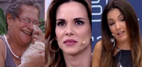 Ana Furtado é confundida na Globo